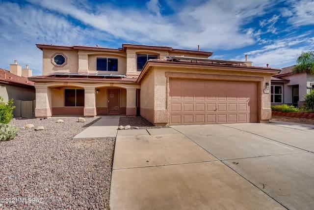 8465 E Hodgman Place, Tucson, AZ 85747 (#22122367) :: Tucson Real Estate Group