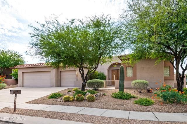 13224 N Risky Drive, Oro Valley, AZ 85755 (#22122550) :: Gateway Partners International