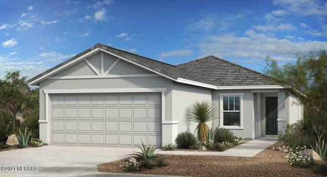 7956 S Golden Bell Drive Lot 34, Tucson, AZ 85730 (#22122632) :: Gateway Partners International