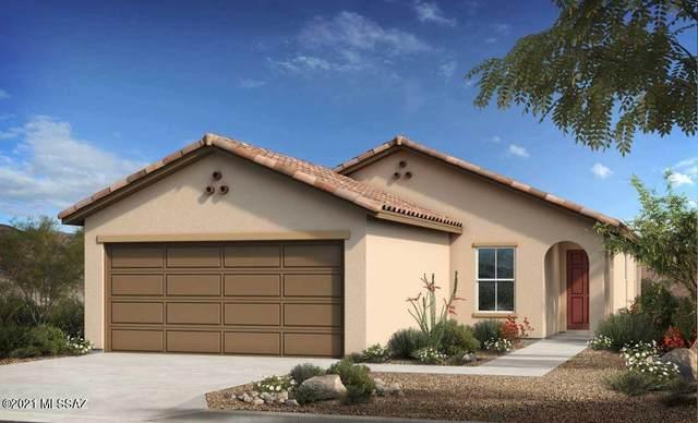7936 S Golden Bell Drive Lot 32, Tucson, AZ 85747 (#22122633) :: Tucson Real Estate Group