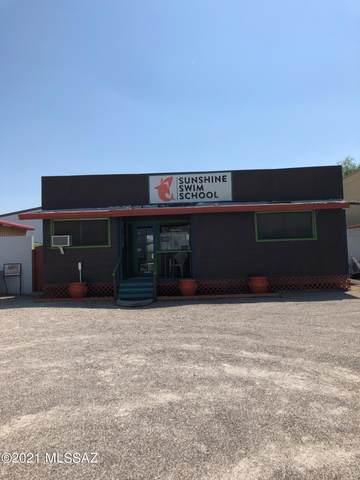 8484 E Speedway Boulevard, Tucson, AZ 85710 (#22122646) :: Kino Abrams brokered by Tierra Antigua Realty