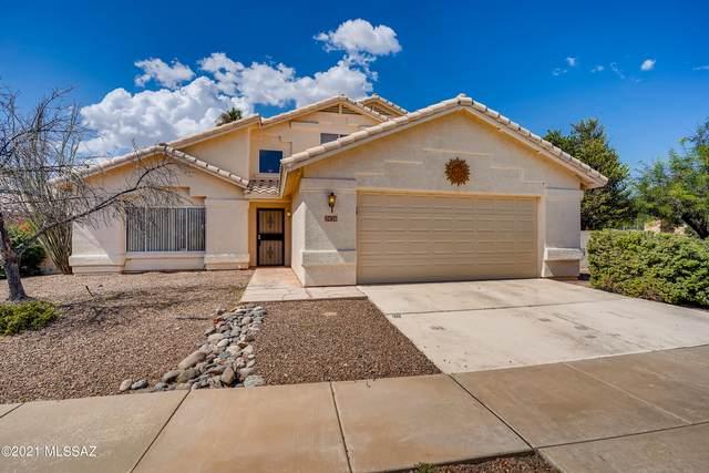 2026 W Three Oaks Drive, Tucson, AZ 85737 (#22122800) :: The Local Real Estate Group   Realty Executives