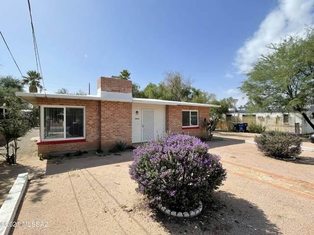 3444 E Willard Street, Tucson, AZ 85716 (#22122874) :: Elite Home Advisors | Keller Williams