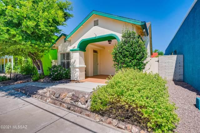459 E 16Th Street, Tucson, AZ 85701 (#22123053) :: Long Realty - The Vallee Gold Team