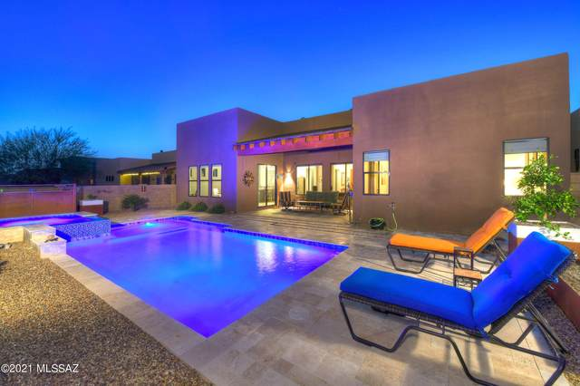 12284 N Meditation Drive, Marana, AZ 85658 (MLS #22123386) :: My Home Group