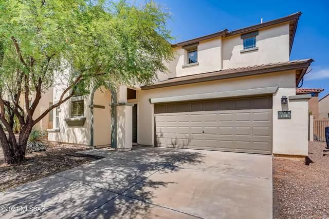 143 E Camino Del Abedul, Sahuarita, AZ 85629 (#22123471) :: The Local Real Estate Group | Realty Executives