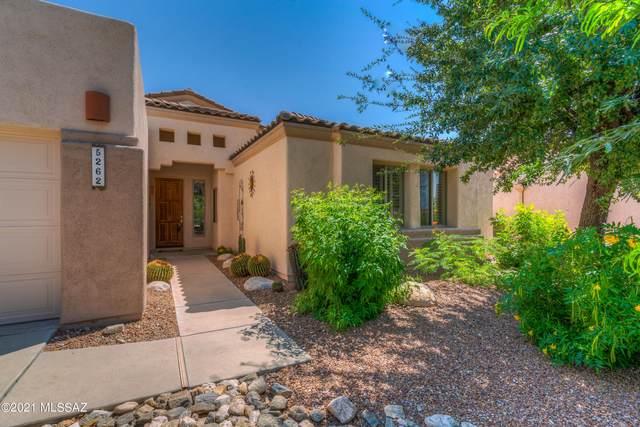 5262 N Fairway Heights Drive, Tucson, AZ 85749 (#22123555) :: The Dream Team AZ