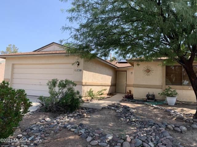 5720 N Ezybrook Road, Tucson, AZ 85741 (#22123568) :: The Local Real Estate Group   Realty Executives