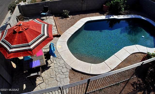 2111 W Sunset Surprise Court, Tucson, AZ 85742 (#22123582) :: Keller Williams