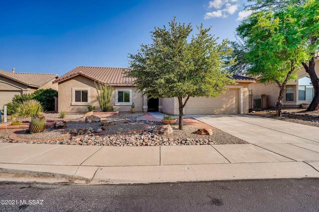 8098 N Iron Ridge Drive, Tucson, AZ 85743 (#22123927) :: Kino Abrams brokered by Tierra Antigua Realty