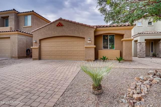2731 W Checkerspot Drive, Tucson, AZ 85741 (#22123970) :: Keller Williams