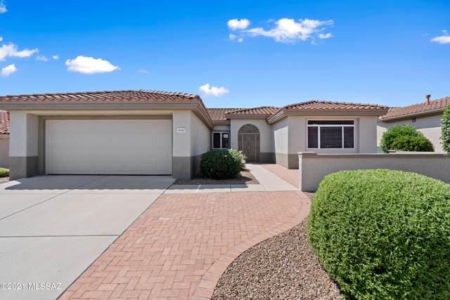 14143 N Biltmore Drive, Oro Valley, AZ 85755 (#22123989) :: Luxury Group - Realty Executives Arizona Properties
