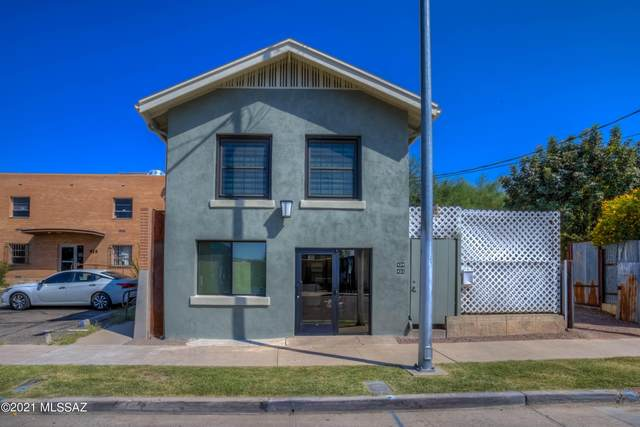 431 E 7th Street, Tucson, AZ 85705 (#22124009) :: Long Realty Company