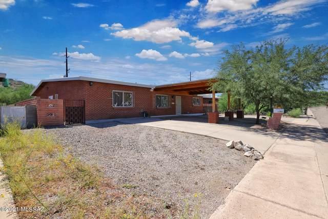 1761 W Calle Tranquila, Tucson, AZ 85745 (#22124082) :: Tucson Real Estate Group