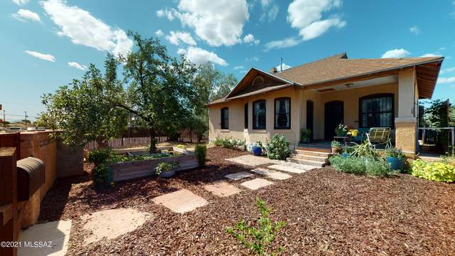 1124 S 4Th Avenue, Tucson, AZ 85701 (#22124100) :: Long Realty - The Vallee Gold Team