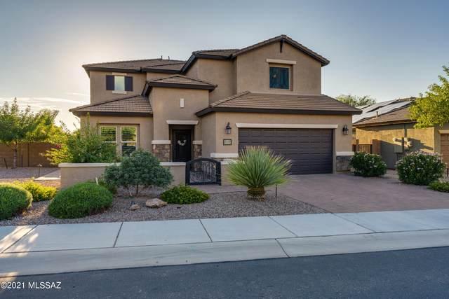 12315 N Beachfield Drive, Marana, AZ 85653 (#22124282) :: The Dream Team AZ