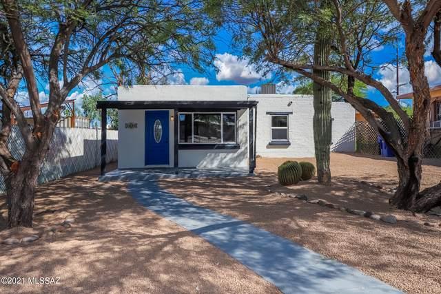 1021 E Silver Street, Tucson, AZ 85719 (#22124315) :: The Dream Team AZ