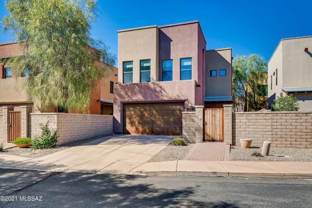 391 E Calderwood Road, Tucson, AZ 85704 (#22124374) :: Long Realty - The Vallee Gold Team