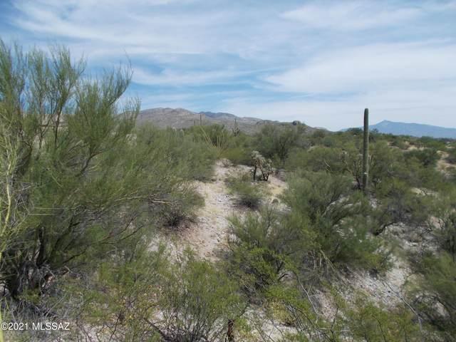 11685 E Saguaro Crest Place #17, Tucson, AZ 85747 (#22124487) :: Long Realty - The Vallee Gold Team