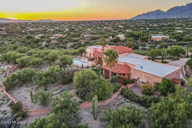 4400 N Territory Circle, Tucson, AZ 85750 (#22124546) :: Elite Home Advisors | Keller Williams