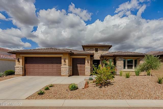 60954 E Arbor Basin Road, Oracle, AZ 85623 (#22124897) :: The Local Real Estate Group | Realty Executives
