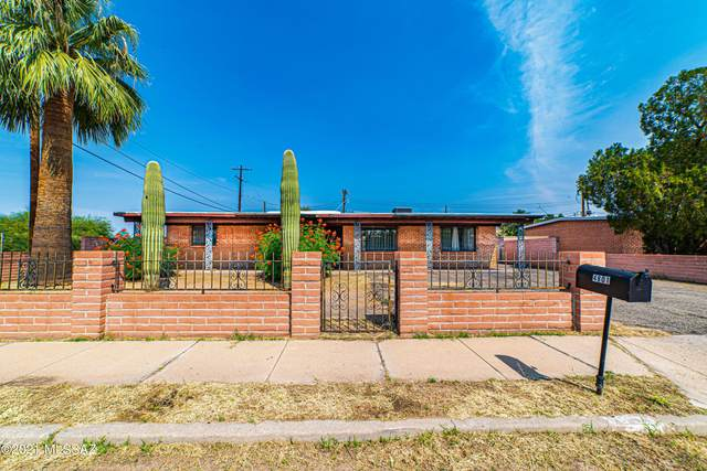 4801 E 23RD Street, Tucson, AZ 85711 (#22125263) :: Long Realty - The Vallee Gold Team