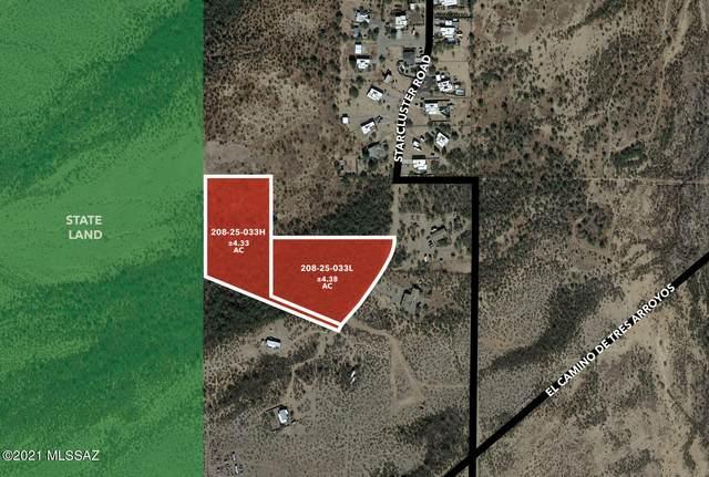 N Starcluster Dr. 8Acres, Marana, AZ 85653 (#22125556) :: Kino Abrams brokered by Tierra Antigua Realty