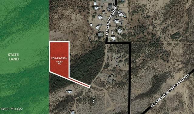 N Starcluster Dr. 4Acres, Marana, AZ 85653 (#22125558) :: Kino Abrams brokered by Tierra Antigua Realty