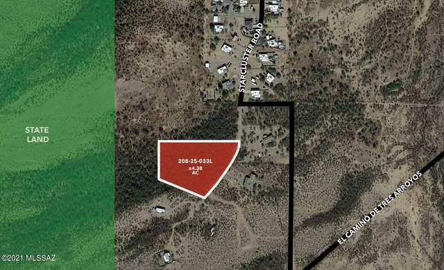 4.38acres N Starcluster Dr. #4.38, Marana, AZ 85653 (#22125565) :: Kino Abrams brokered by Tierra Antigua Realty