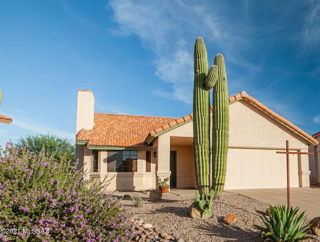 8846 N Willeta Drive, Tucson, AZ 85743 (#22125717) :: Kino Abrams brokered by Tierra Antigua Realty