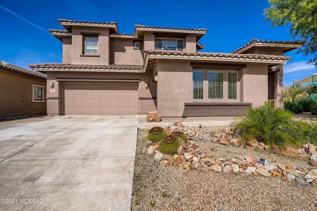 12285 N Whistling Wind Avenue, Marana, AZ 85658 (#22125807) :: Elite Home Advisors   Keller Williams
