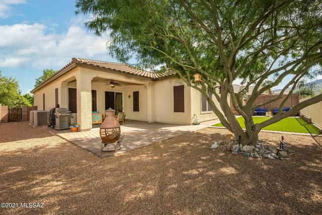 17140 S Painted Vistas Way, Vail, AZ 85641 (#22125833) :: Kino Abrams brokered by Tierra Antigua Realty