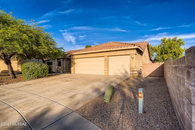 12890 N Carpas Court, Marana, AZ 85658 (#22125929) :: Elite Home Advisors   Keller Williams