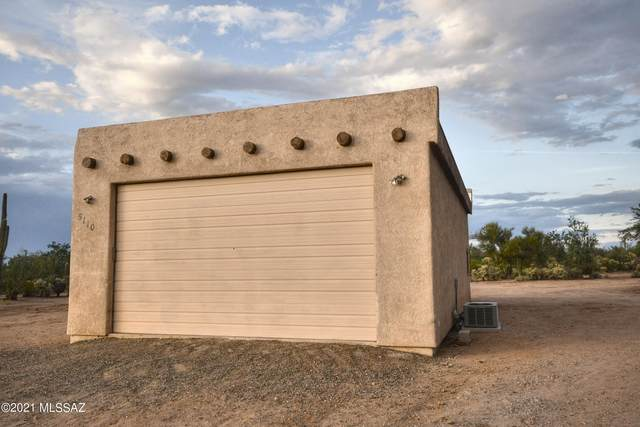 5110 N Old West Road, Tucson, AZ 85743 (#22125968) :: Long Realty - The Vallee Gold Team