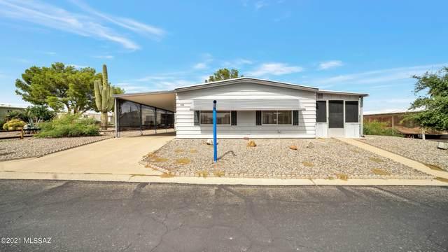 226 W Cedro Drive, Green Valley, AZ 85614 (#22126100) :: Kino Abrams brokered by Tierra Antigua Realty
