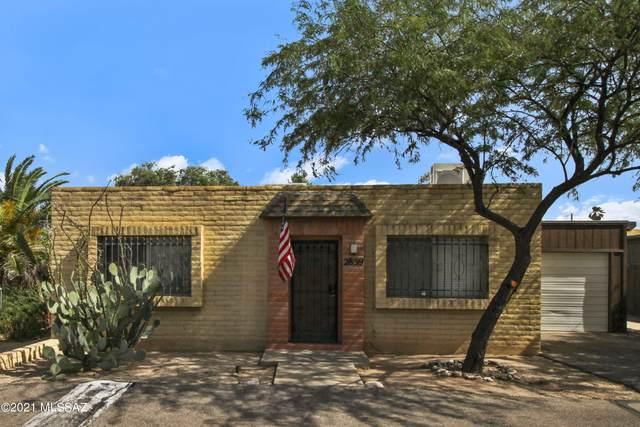 2839 N Fontana Avenue, Tucson, AZ 85705 (#22126138) :: Kino Abrams brokered by Tierra Antigua Realty
