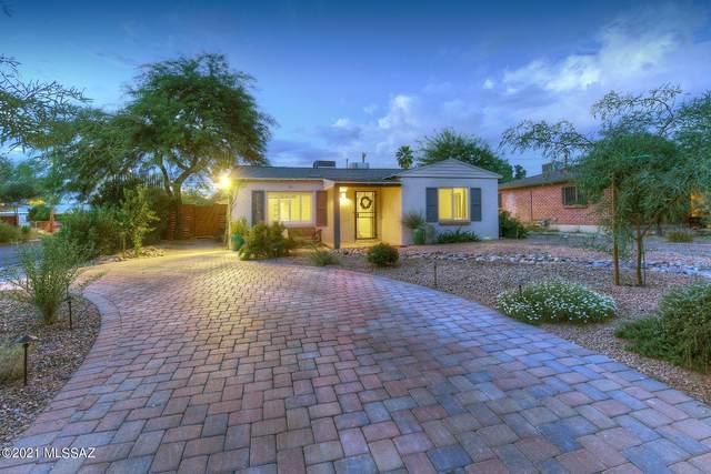 4356 E Elmwood Street, Tucson, AZ 85711 (#22126344) :: Long Realty - The Vallee Gold Team