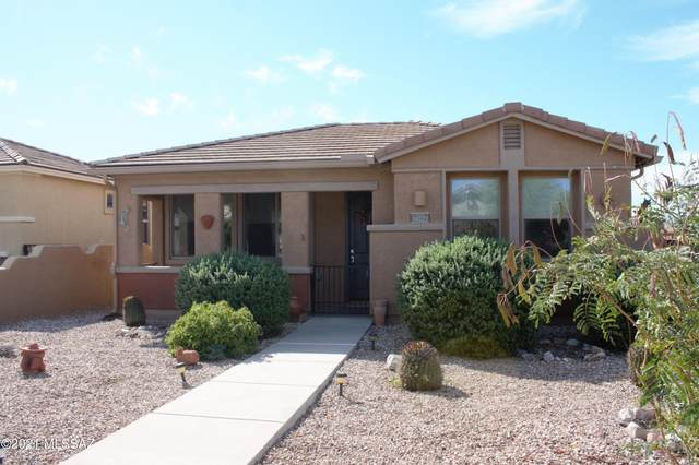 14021 E Cheavront Loop, Vail, AZ 85641 (#22126394) :: Long Realty - The Vallee Gold Team
