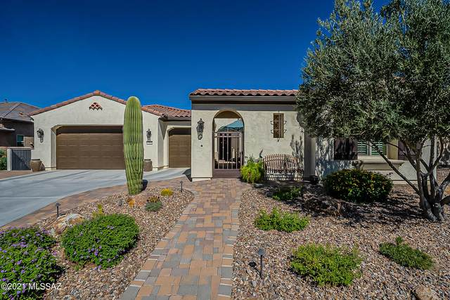 2513 E Page Mill Drive, Green Valley, AZ 85614 (#22126423) :: Kino Abrams brokered by Tierra Antigua Realty