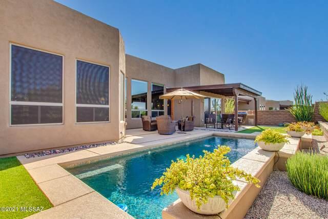 5316 W New Shadow Way, Marana, AZ 85658 (#22126463) :: Elite Home Advisors | Keller Williams