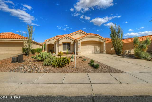 14242 N Cirrus Hill Drive, Oro Valley, AZ 85755 (#22126477) :: Kino Abrams brokered by Tierra Antigua Realty