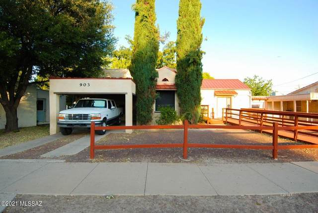 903 S 8Th Avenue, Safford, AZ 85546 (#22126572) :: Long Realty - The Vallee Gold Team