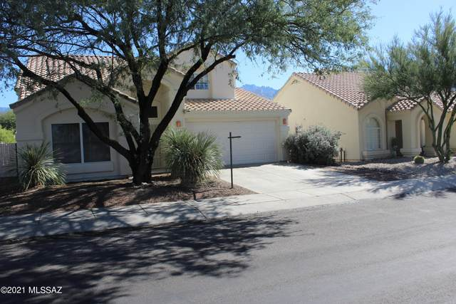 11656 N Labyrinth Drive, Tucson, AZ 85737 (#22126593) :: Long Realty - The Vallee Gold Team