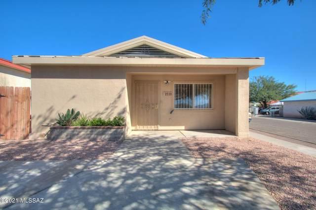 2526 N Balboa Avenue, Tucson, AZ 85705 (#22126756) :: The Dream Team AZ