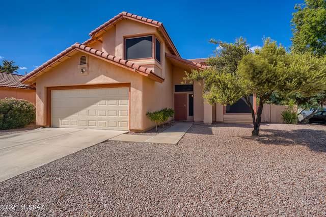 9981 N Stageline Trail, Tucson, AZ 85742 (#22126803) :: Kino Abrams brokered by Tierra Antigua Realty