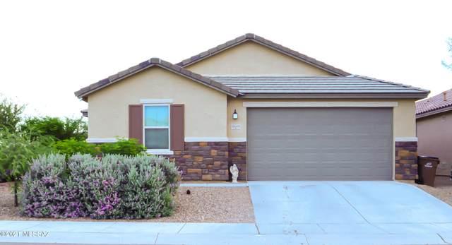 11640 Boll Bloom Drive, Marana, AZ 85653 (#22126845) :: Elite Home Advisors | Keller Williams