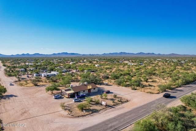 10390 S Sierrita Mountain Road, Tucson, AZ 85736 (#22126871) :: Tucson Real Estate Group
