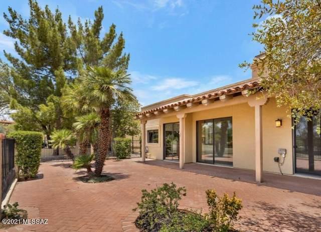 797 E Camino Corrida, Tucson, AZ 85704 (#22126896) :: Tucson Property Executives