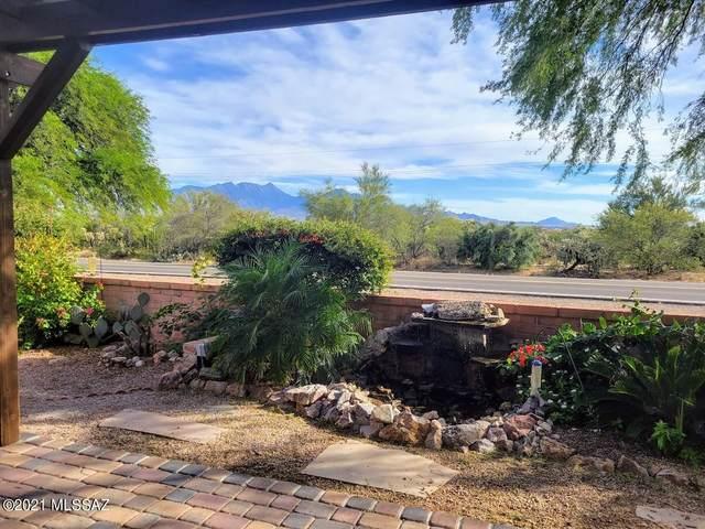 1121 W Placita Alvina, Green Valley, AZ 85614 (#22126916) :: Tucson Real Estate Group