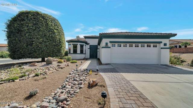 963 W Union Bell Drive, Green Valley, AZ 85614 (#22127122) :: Tucson Real Estate Group